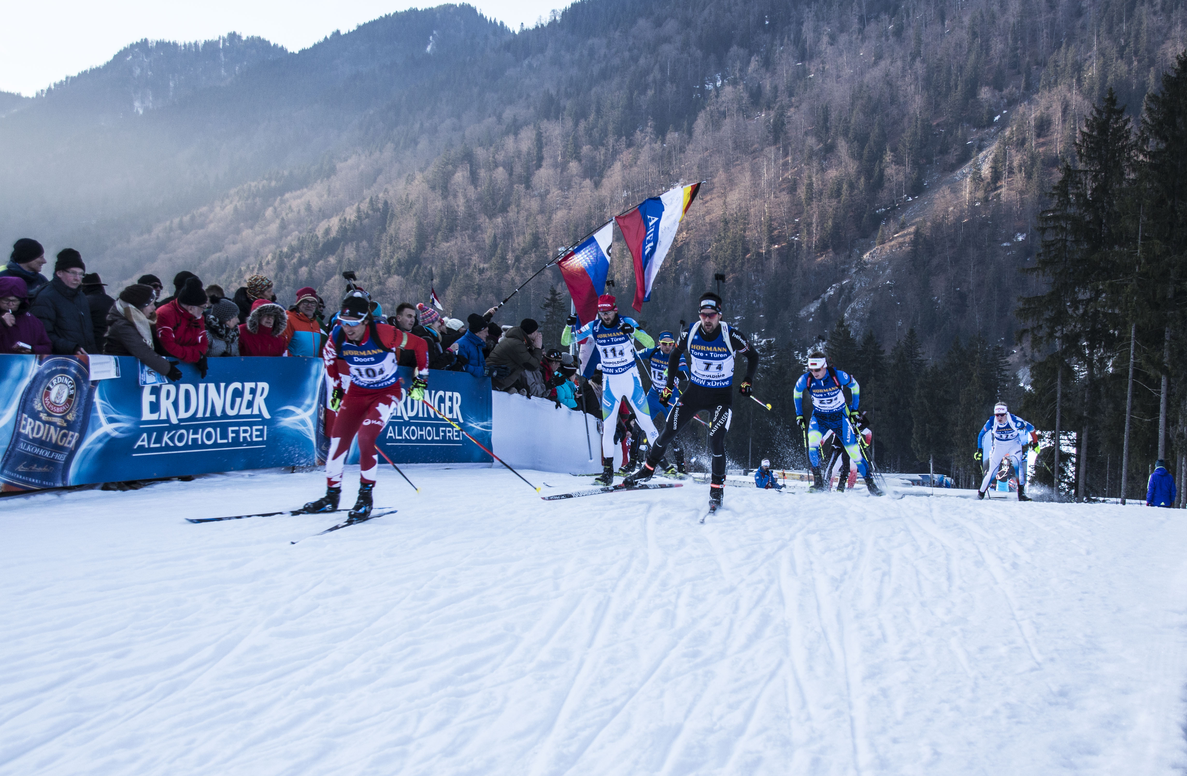Biathlon Ruhpolding 2017